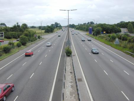 Free Stock Photo of Motorway