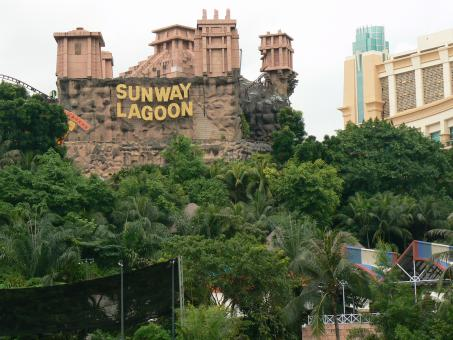 Free Stock Photo of Sunway Lagoon
