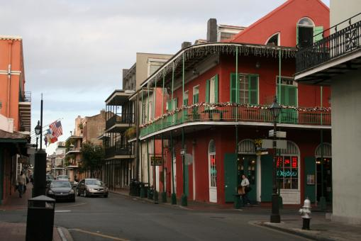 Free Stock Photo of New Orleans French Quarter
