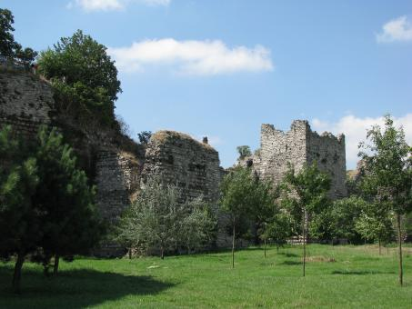 Free Stock Photo of Ancient walls of the Constantinople