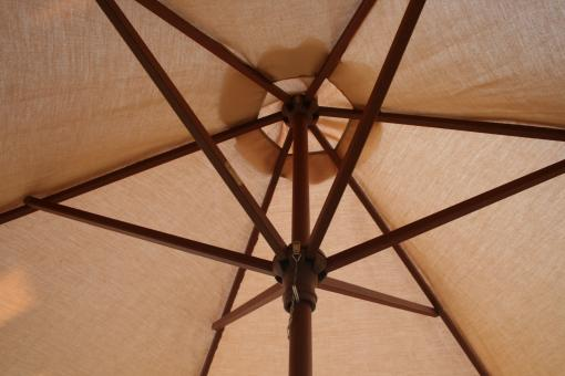Free Stock Photo of Inside An umbrella