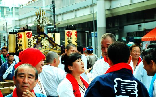 Free Stock Photo of Matsuri Festival