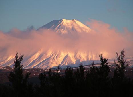 Free Stock Photo of Mount Doom