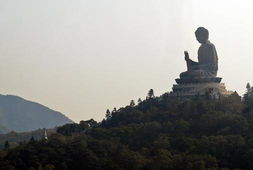 Free Stock Photo of Tian Tan Buddha
