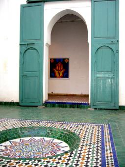 Free Stock Photo of Moroccan Building
