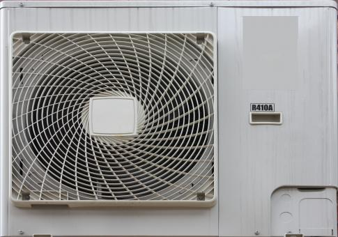 Free Stock Photo of Air Conditioner