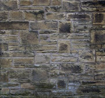 Free Stock Photo of Old Stone Wall
