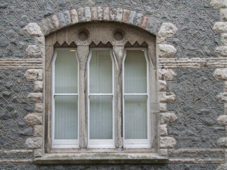 Free Stock Photo of Castle Window
