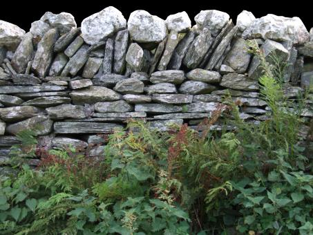 Free Stock Photo of English Slate Wall