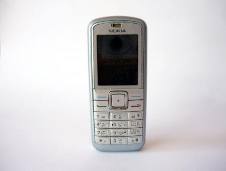 Free Stock Photo of Nokia 6070
