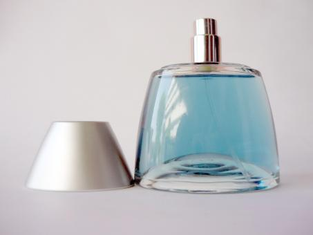 Free Stock Photo of Avon Blue Rush Perfume