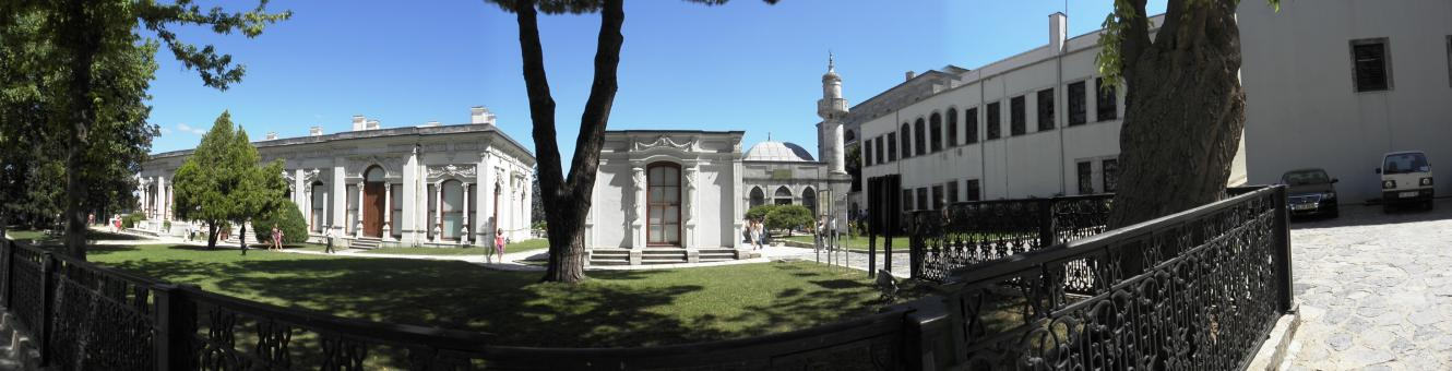 Free Stock Photo of Palace of the Sultan of the Ottoman Empi