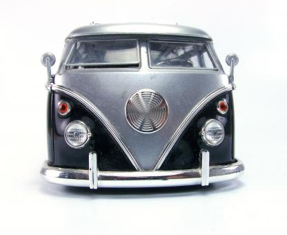 Free Stock Photo of Volkswagen Toy Van - Front View