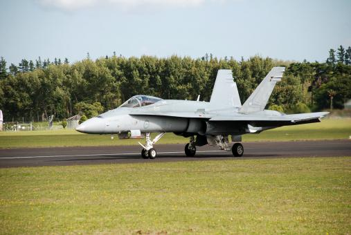 Free Stock Photo of Australian Air Power F18 Hornet