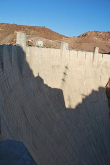 Free Stock Photo of Hoover dam