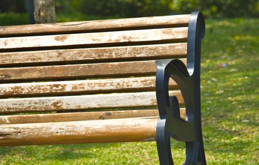 Free Stock Photo of Wooden Chair