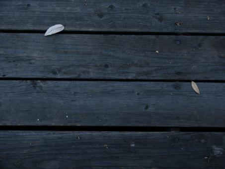 Free Stock Photo of Dark Wooden Boards