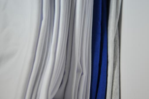 Free Stock Photo of Cotton clothes closeup