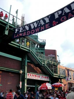 Free Stock Photo of Fenway Park