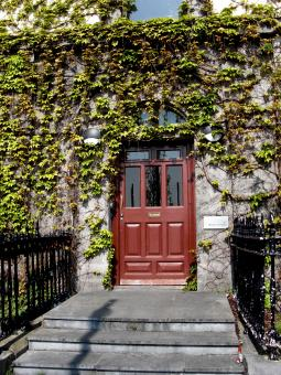 Free Stock Photo of Old Door - Galway