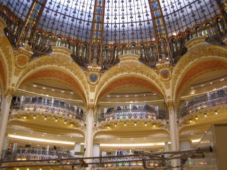 Free Stock Photo of Paris - Shopping Mall