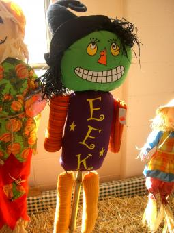 Free Stock Photo of Eek! Puppet