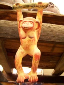 Free Stock Photo of Mexican craft monkey