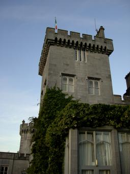 Free Stock Photo of Irish Castle Tower
