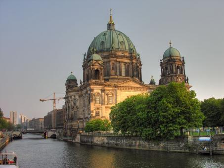 Free Stock Photo of Berlin, Germany, May 2006