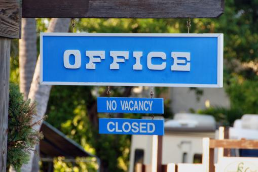 Free Stock Photo of No Vacancy, Islamorada, Florda, January