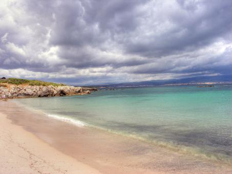 Free Stock Photo of Sardinia Coast in summer, Italy