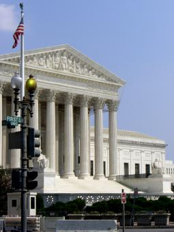 Free Stock Photo of Supreme Court - Washington D.C.