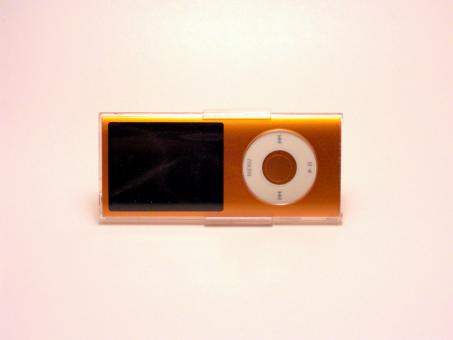 Free Stock Photo of iPod Nano 4th Gen