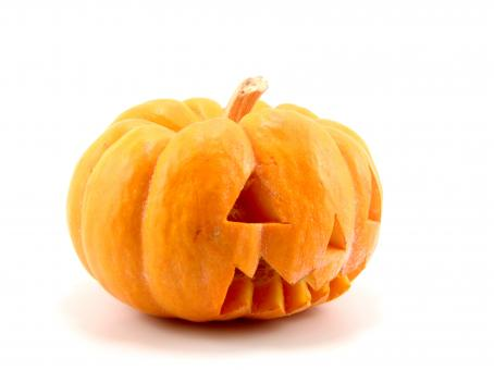 Free Stock Photo of Pumpkin for Halloween