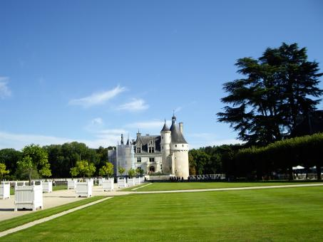 Free Stock Photo of Loire France