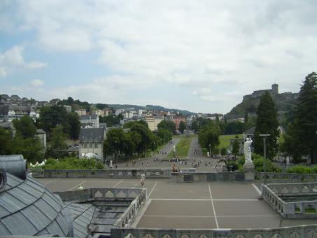 Free Stock Photo of Lourdes (France)