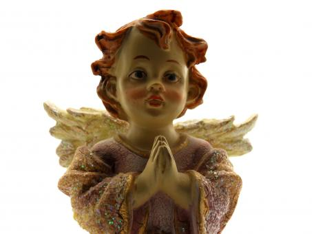 Free Stock Photo of Ceramic angel