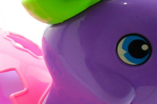 Free Stock Photo of Plastic toy close up