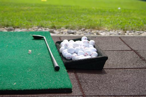 Free Stock Photo of Practice golf