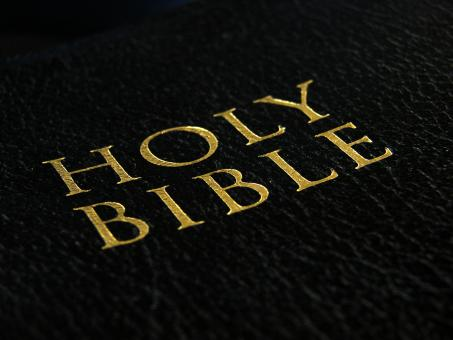 Free Stock Photo of Holy Bible