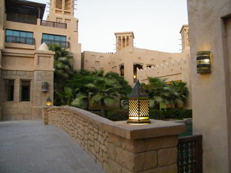 Free Stock Photo of Souk Madinat-Dubai
