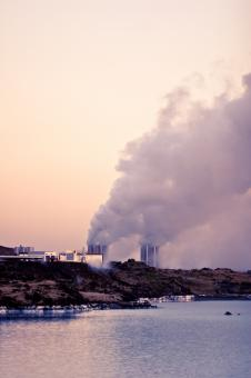 Free Stock Photo of Power station at Reykjanes Peninsula