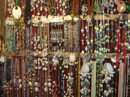Free Stock Photo of Jewelery store