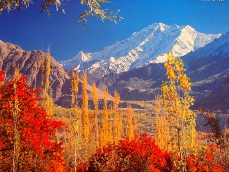 Free Stock Photo of Hunza