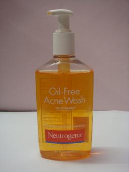 Free Stock Photo of Neutrogena acne wash