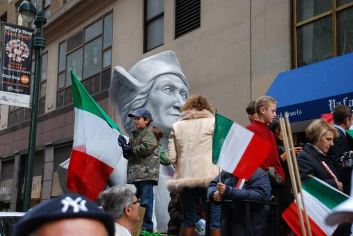 Free Stock Photo of Columbus Day New York 2009