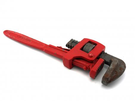 Free Stock Photo of Pipe wrench