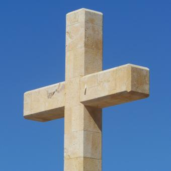 Free Stock Photo of Religious Cross