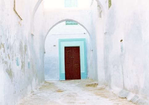 Free Stock Photo of Arabic Door