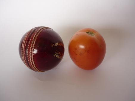 Free Stock Photo of Ball And Tomato